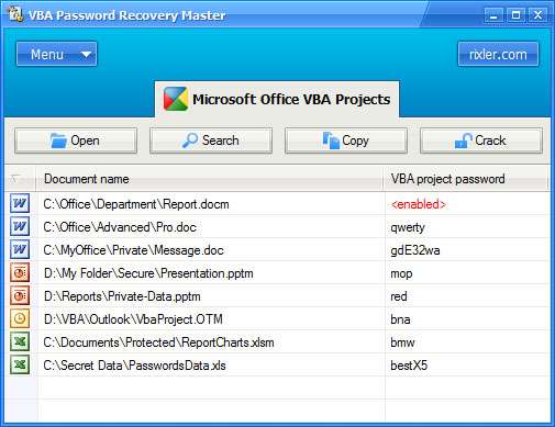 excel 2003 password remover vba